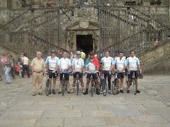 Paseio de Bicicleta a Santiago de Compostela