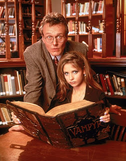 Buffy the Vampire Slayer could show you a thing or two about primary source research.