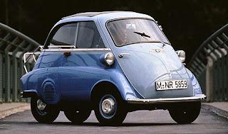 Subcompact Culture - The small car blog: A modern BMW Isetta?