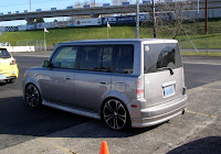 Scion xB - Subcompact Culture