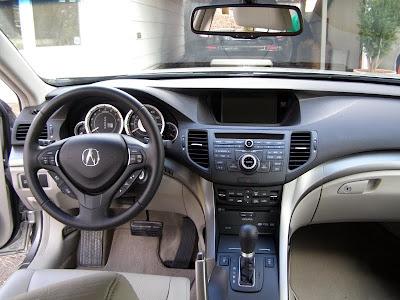 2010 Acura Tech V6