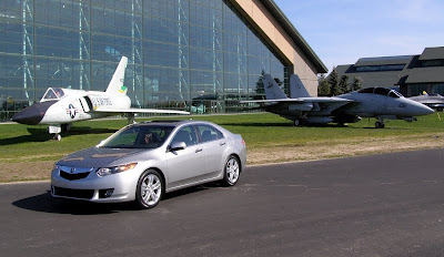 2010 Acura Tech V6 - Subcompact Culture