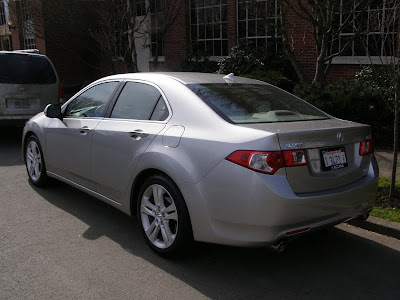 2010 Acura TSX Tech V6 - Subcompact Culture