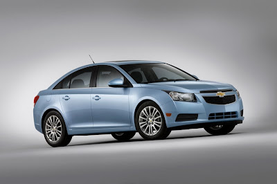 2011 Chevrolet Cruze Eco - Subcompact Culture