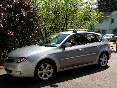 2010 Subaru Impreza Outback Sport - Subcompact Culture