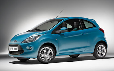 From The Dont Worry The U S Probably Wont Get It Files Is The Redesigned Second Generation Ford Ka As Fords Smallest Vehicle Its Sold In Europe
