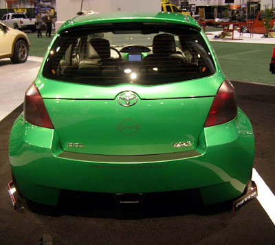 Toyota Yaris CNG Concept - Subcompact Culture