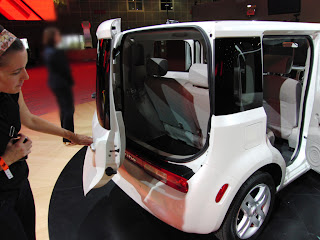 New Nissan Cube - Subcompact Culture