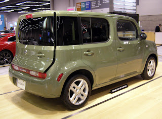 The Cube Is Just About Same Size As First Generation Scion Xb It S Boxy Shape With Rounded Corners Looks Edgy Yet Refined Not Overdone