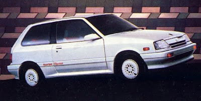 Chevrolet Sprint Turbo - Subcompact Culture