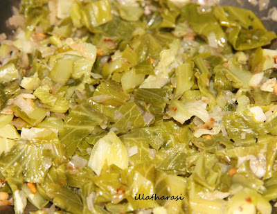 how to cook kailan with garlic