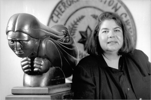 Wilma Pearl Mankiller, 1945-2010 Author, Political Activist, Cherokee Chief