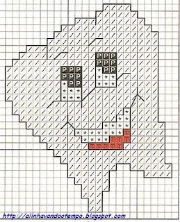 Arte 205 Ndia Gr 225 Ficos De Ponto Cruz Dentes