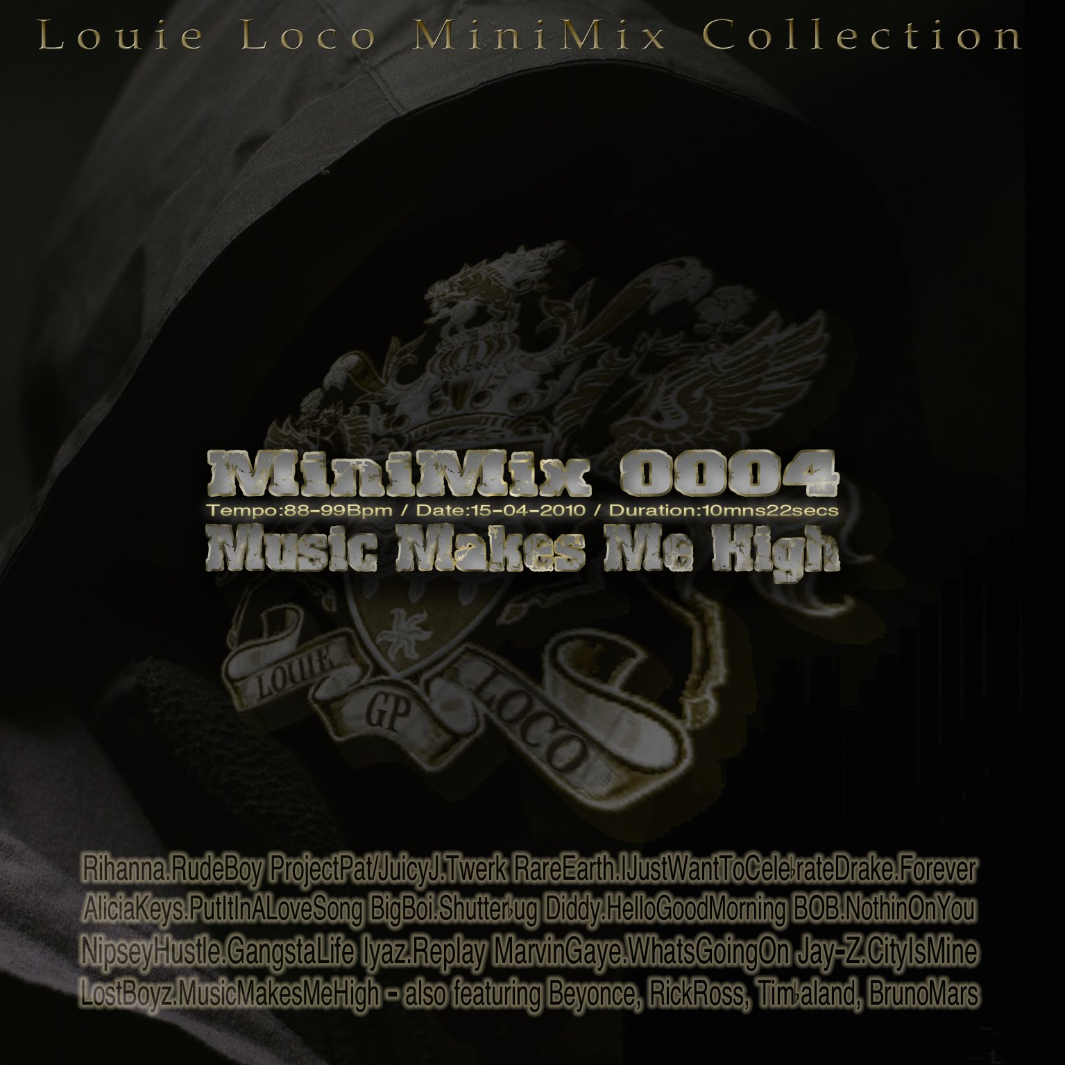 Good Girl I Can Be Yours Feat Boogie Free Download: Louie Loco Collections: June 2010