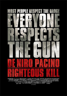 Most people respects the badge, everyone respects the gun! - Righteous kill