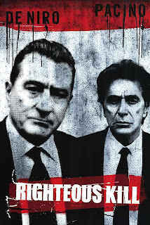 Righteous Kill is starring Robert De Niro and Al Pacino.