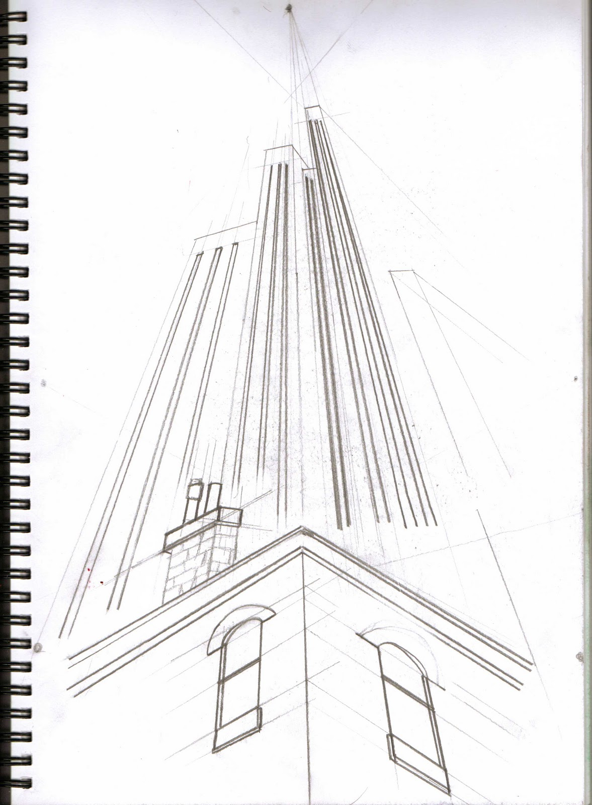 Drawing And Visualisation Perspective Drawing
