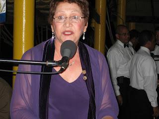 Llivi Soto es la nueva vice alcalde de Cotui