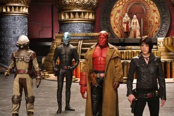 "Some Thoughts on ""Hellboy II:  The Golden Army"""