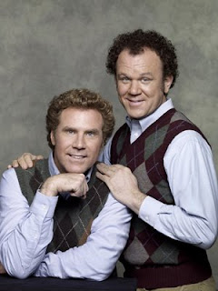 "Some Thoughts on ""Step Brothers"""