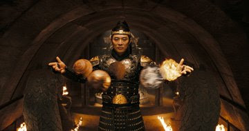 "Some Thoughts on ""The Mummy:  Tomb of the Dragon Emperor"""