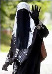 burka porno