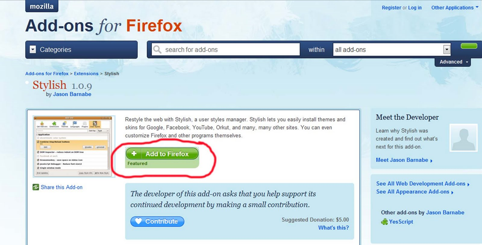 Find and install add-ons to add features to Firefox