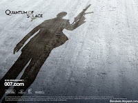 Wallpapers of film Quantum Of Solace (2008) - 02