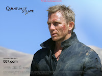 Wallpapers of film Quantum Of Solace (2008) - 01