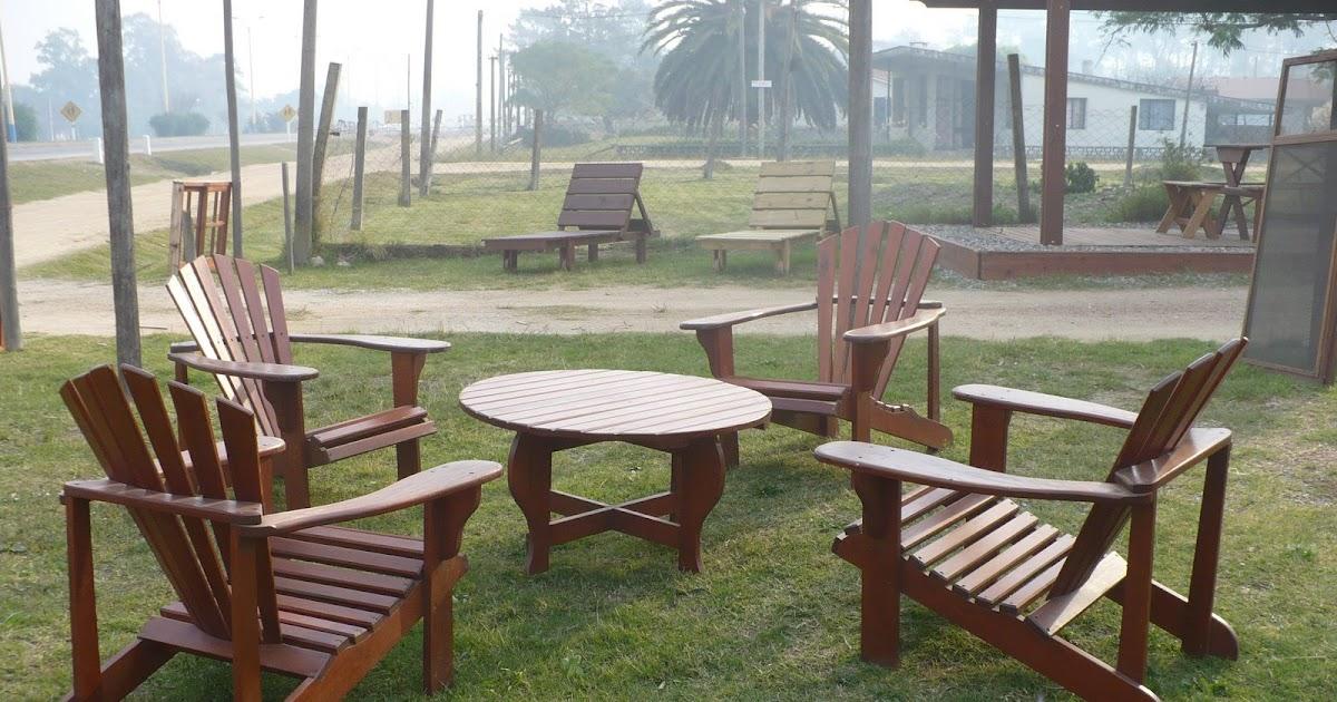 La madera y sus creaciones sillones con mesa redonda estilo imperial - Muebles cabrera huelva catalogo ...