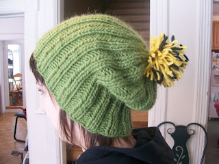 Knit Hippy Hat Pattern   1000 Free Patterns