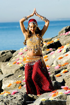 8 - Jessica Alba in New Film The Love Guru