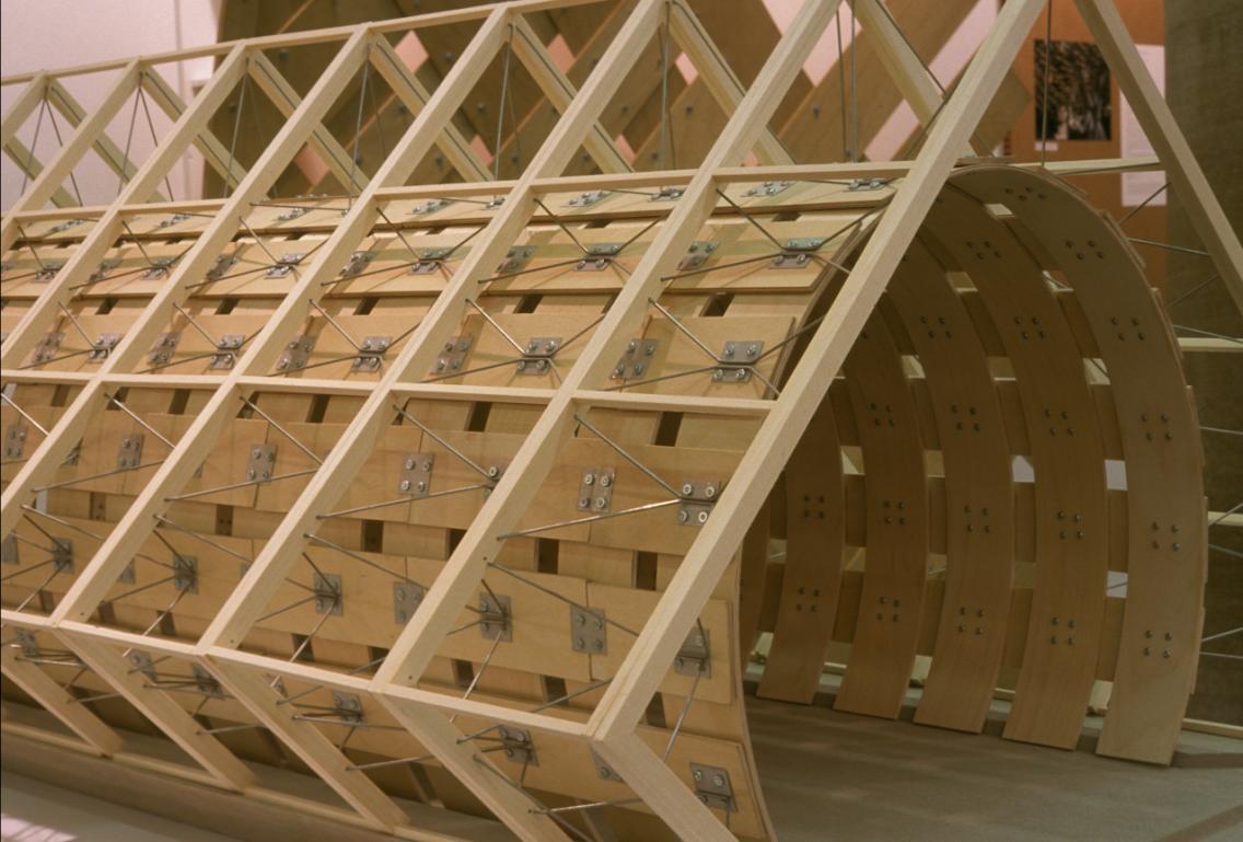 regeneration cardboard architecture. Black Bedroom Furniture Sets. Home Design Ideas