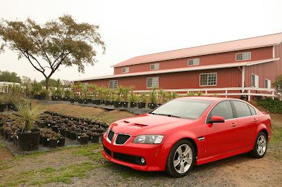 2008 Pontiac G8 Review - Autosavant