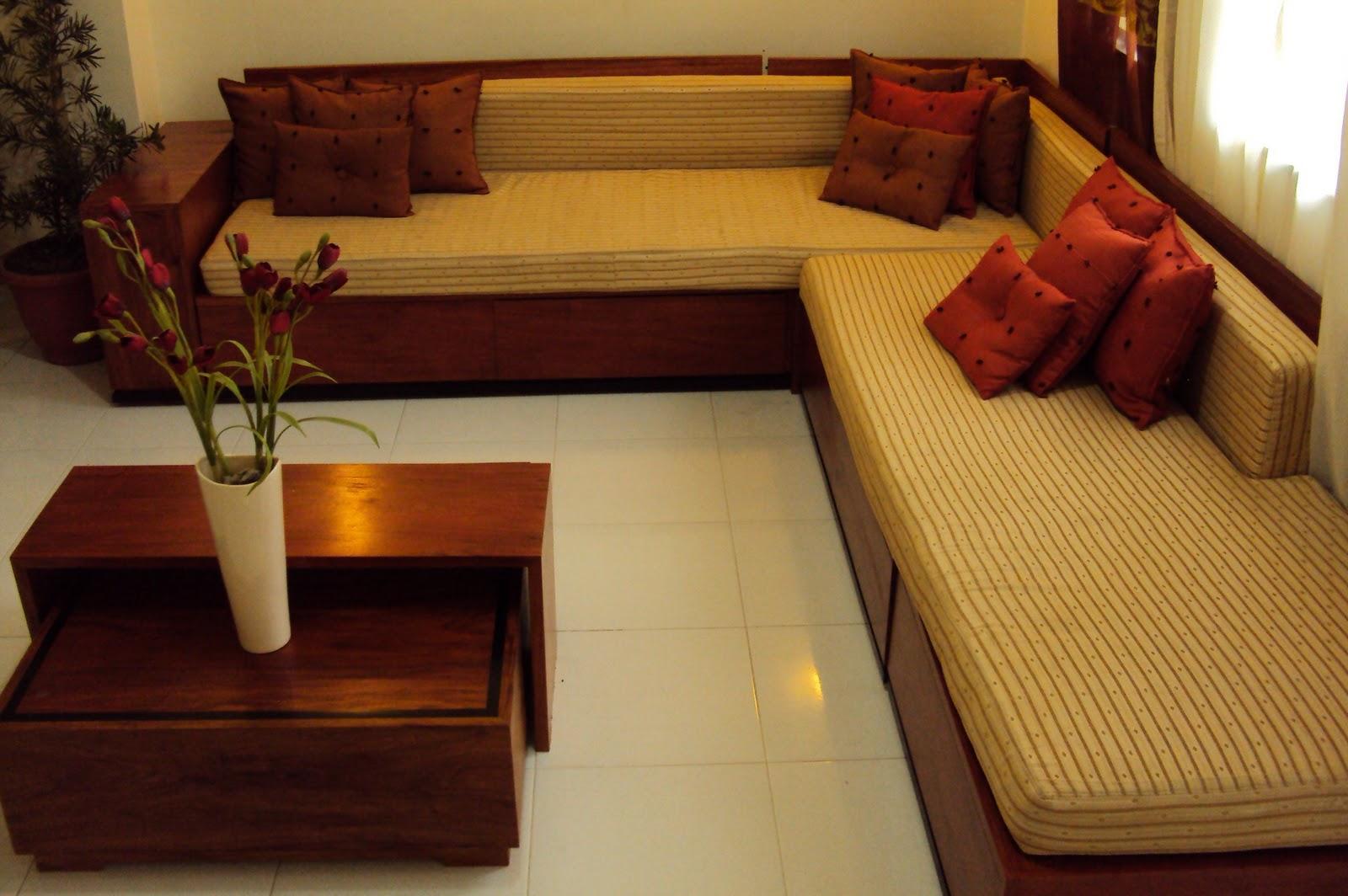 Teak Wood Sofa Set Philippines White Chesterfield Living Room Narra Design Energywarden