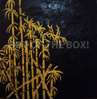 Feng Shui Golden Bamboo