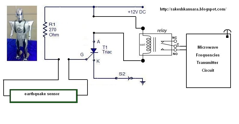 Day Designing Back The Circuit This Is The Modified Circuit Diagram