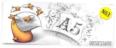 A5 Magazine - N3 - Obsession
