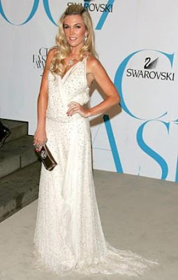 Tinsley Mortimer at 2007 CFDA Awards