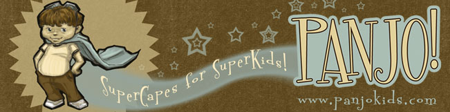 SuperCapes for SuperKids!