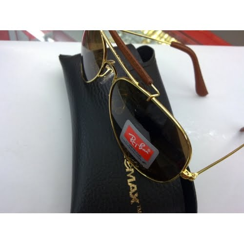 5d83516caccc3 New Ray Ban RB3422Q Gold Brown (L) www.facebook.com hanilzamonlinestore