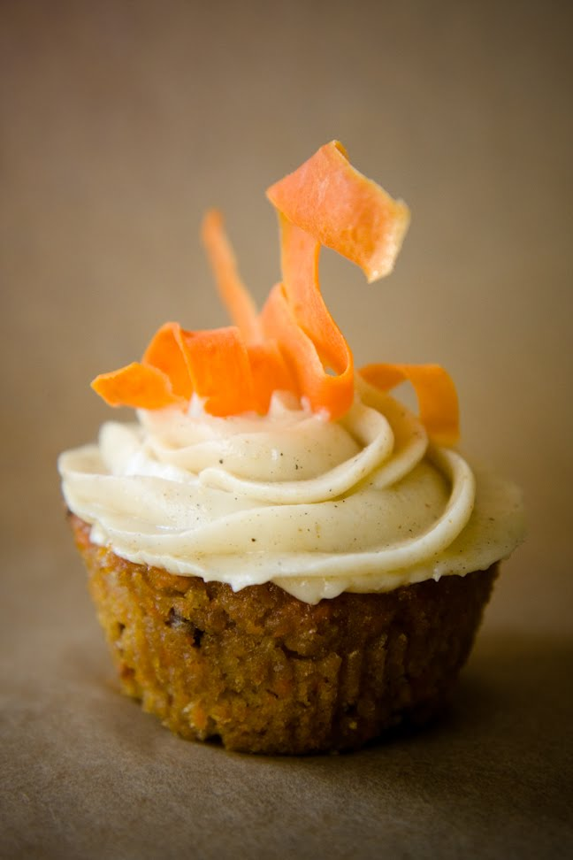Best Moist Carrot Cake Cupcake Recipe