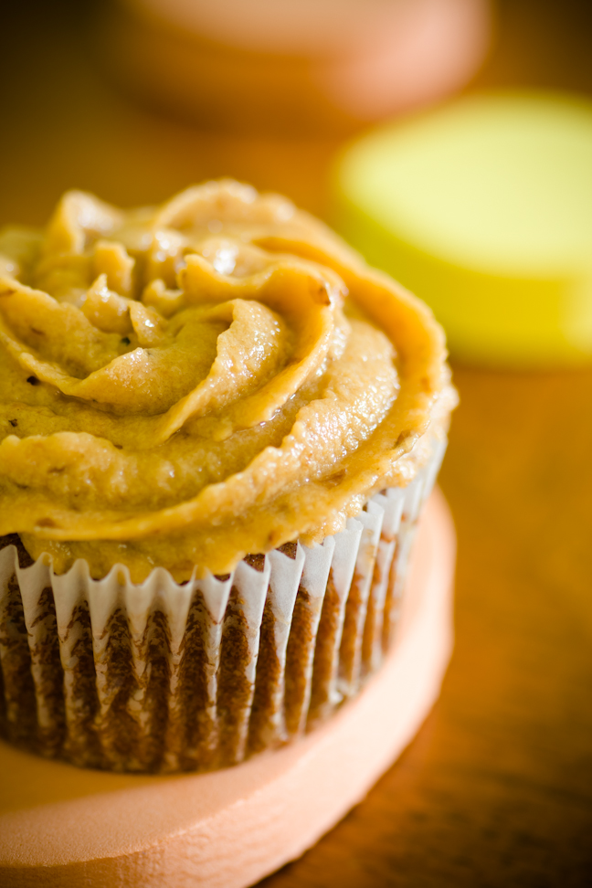 Persimmon cupcakes how to bake with persimmons cupcake for Cachi persimon