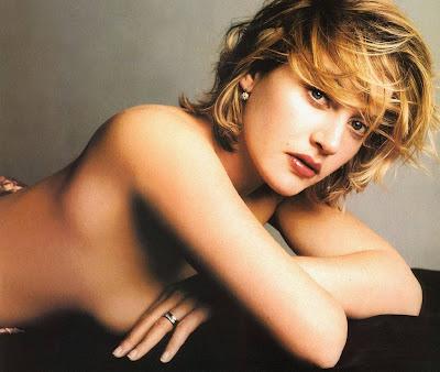 Kate winslet nude wallpaper