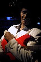 Ricky Earl, bluesman.
