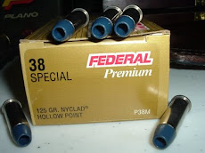 Federal Nyclad .38 Special 125-Grain Hollowpoints