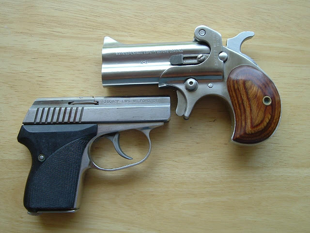 The Next Chapter: American Derringer Model 1