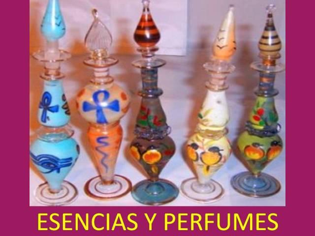 Esencias y Perfumes