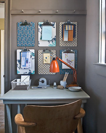 Office desk ideas part 4 organizing made fun office - Cool office desk ideas ...