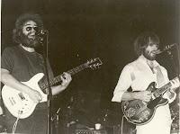 Jerry Garcia & Bob Weir 04/30/77